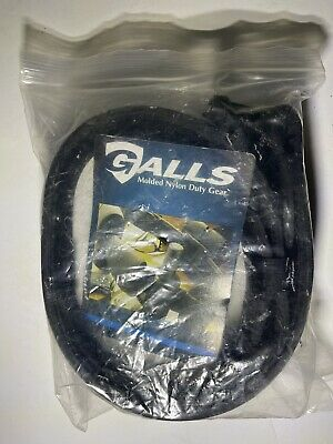 Galls Molded Nylon Duty Belt Black Military Police Tactical Waist Belt Small