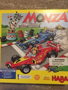 Monza Haba Game