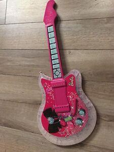 Barbie guitare jouet
