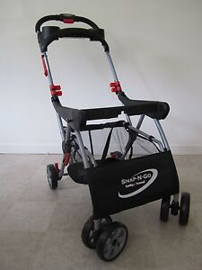Snap and Go Baby Trend Stroller