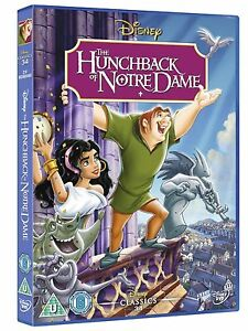 The Hunchback of Notre Dame 1996 Demi Moore Tom Gary Disney Brand New Sealed DVD
