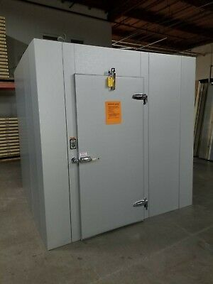 New Commercial Cooling 6 X 8 X 8 Walk-in Cooler With Remote Refrigeration