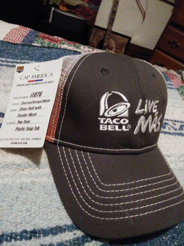Taco Bell Hat