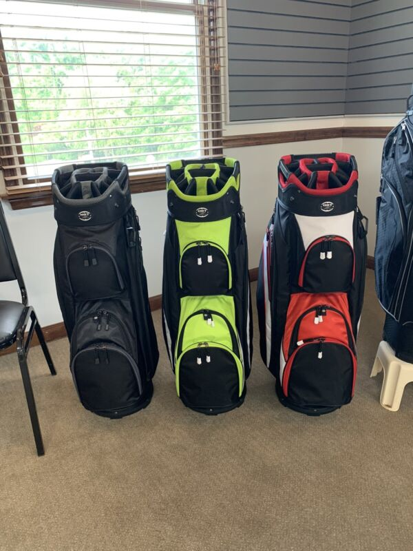 New Hot Z 4.0 Cart Bag Black/Gray Free Shipping,And A Surprise in Every Box.