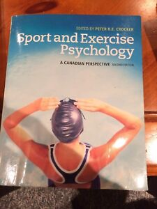 Sport and Exercise Psychology: A Canadian Perspective. 2nd Ed