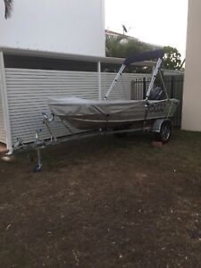 1995 12 foot haines hunter ( NEED GONE ASAP )