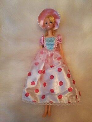 Disney Mattel Toy Story 2 Little Bo Peep Dressed Barbie Doll from Woody READ! (Little Bo Peep Toy Story)
