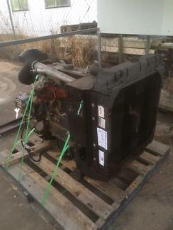 Perkins 4.41 diesel engine
