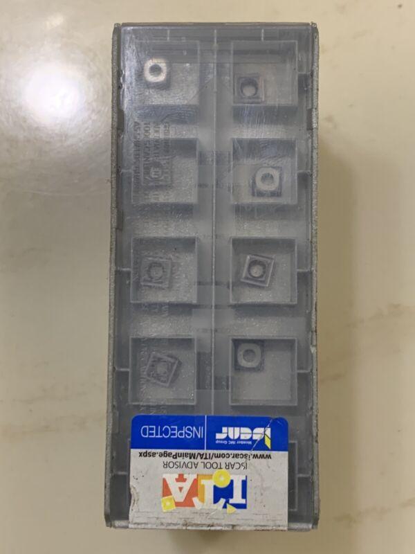 ISCAR SOMT 060204-DT New Carbide Inserts Grade IC908 10pcs