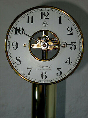 Superbe pendule BULLE CLOCK MFB 1923 electric clock (no ato , brillié), gebruikt tweedehands  verschepen naar Netherlands