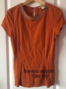 Name brand tops - large