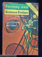 Vintage Magazine Of Fantasy & Science Fiction - February 1971, Isaac Asimov (sf) - fanta - ebay.co.uk