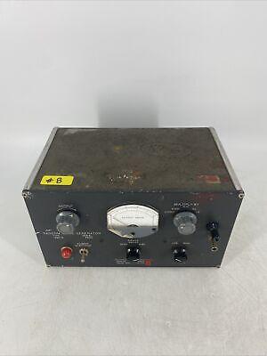 General Radio Company 1390-b Random Noise Generator Made In Usa Untested