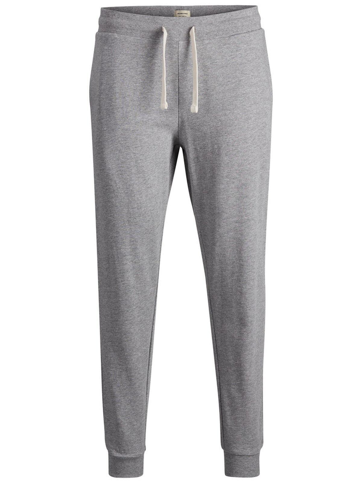 Jack /& Jones Essentials Sweat Pants Mens Casual Gym Fitness Joggers JJEHolmen