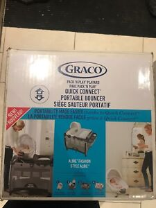 Graco Pack n Play Quick Connect (playpen) brand new $100 off