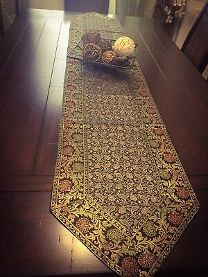 Table Runner/wall Tapestry, Brocade, 14