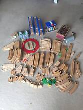 Thomas the Tank Engine Wooden Track set Brighton East Bayside Area Preview