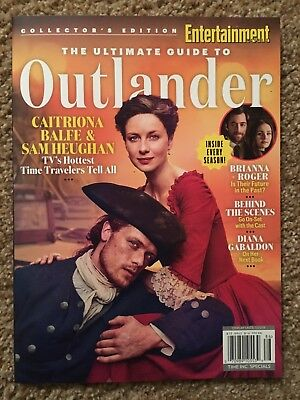 Entertainment Weekly Ultimate Guide To Outlander Collectors Edition Magazine