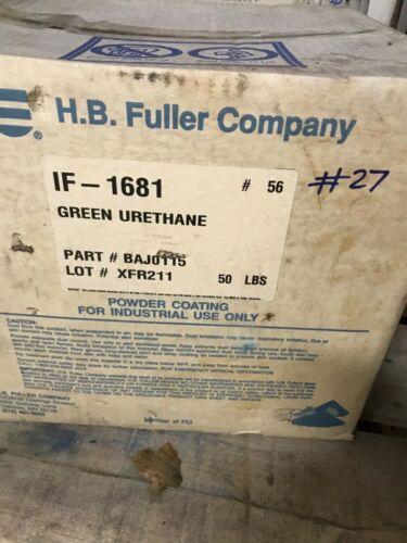 "#27 Green Urethane ""John Deere Green"" Powder Coating Paint - New 1LB"