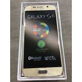 Samsung Galaxy S6 SM-G920A - 32GB - Gold Platinum (AT&T) Unlocked Smartphone