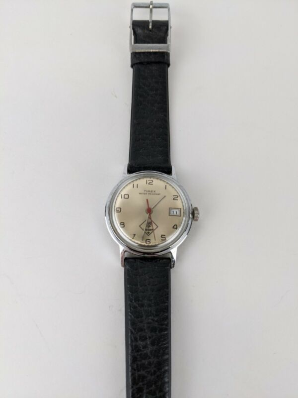 Cub Scouts - Timex Wrist Watch w/ Date Counter - Early 70