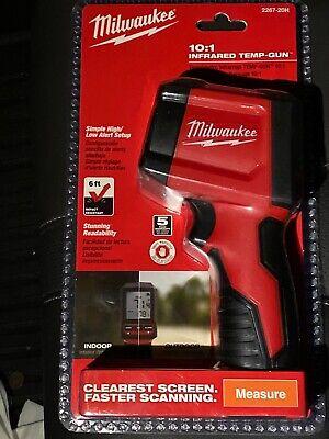 New Sealed Milwaukee 101 Infrared Thermometer Temperature Gun