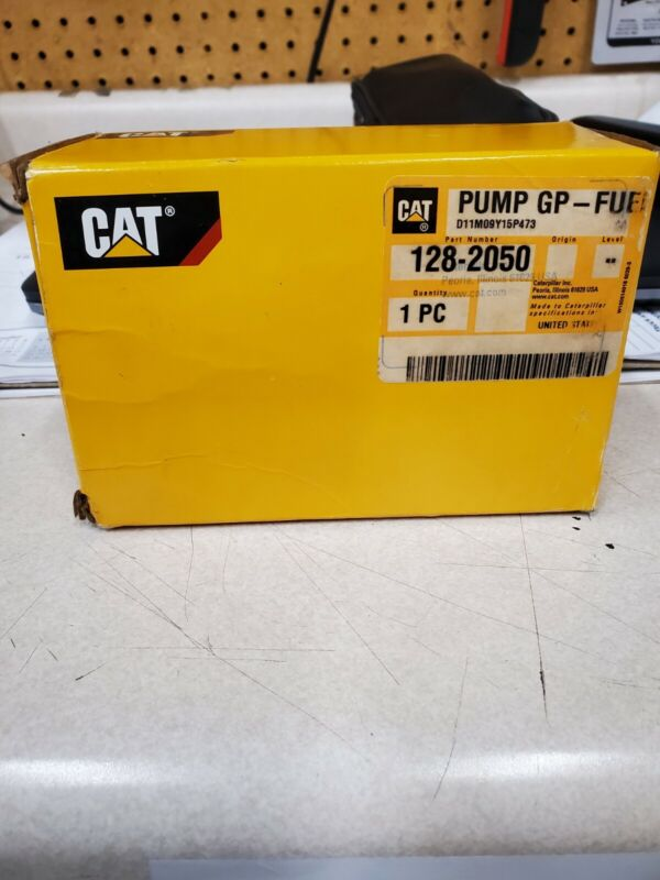 CAT Caterpillar 128-2050 GP Fuel Pump New OEM