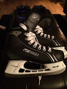 Size 4 Bauer Supreme One 05 skates
