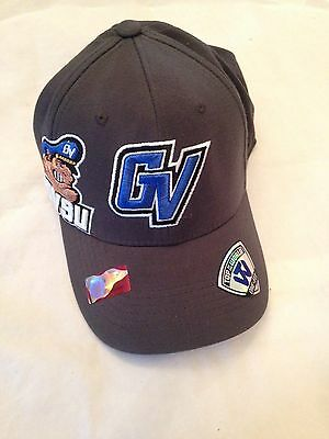 - Grand Valley State University Molten Charcoal Stretch Fit Hat . NCAA GVSU Lakers