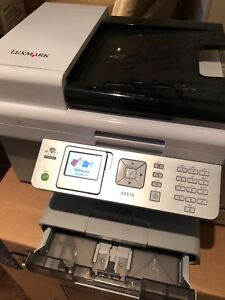 Lexmark x9575 WiFi Colour Inkjet Printer