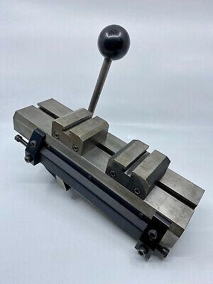 Hardinge Double Tool Cross Slide - Model E