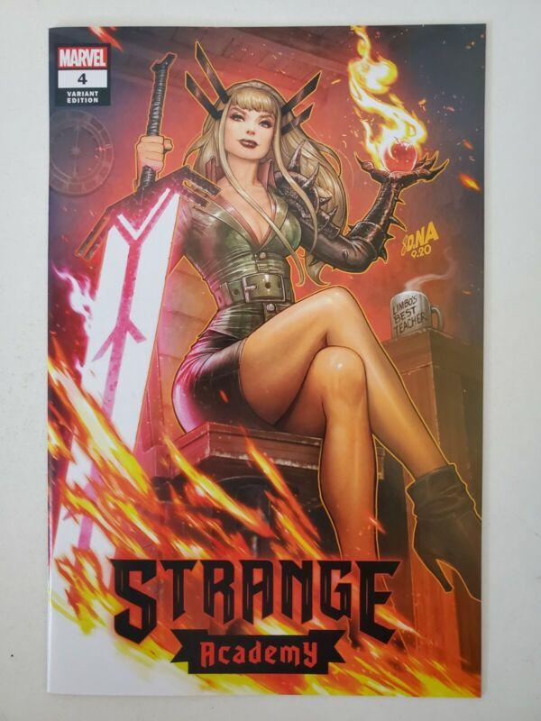 Strange Academy #4 David Nakayama Trade Variant NM