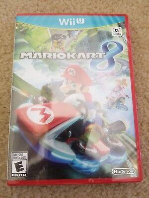 Mario Kart 8 for Nintendo Wii U Brand New Sealed