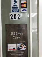 Driving School-Government certified