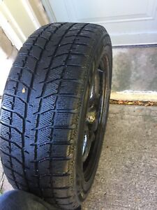 Snow Tires for Chevy