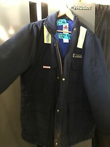 Ad#2..Coveralls, Insulated bibs, All FR, Baffin Winter Boots