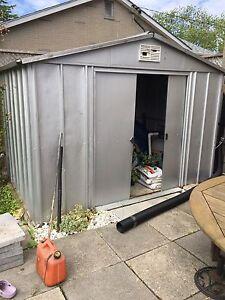 Arrow steel 10x7 shed