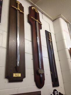Franklin Mint Replica swords