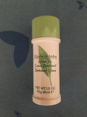 Green Deodorant (Green Tea Deodorant Creme von Elizabeth Arden 40ml)
