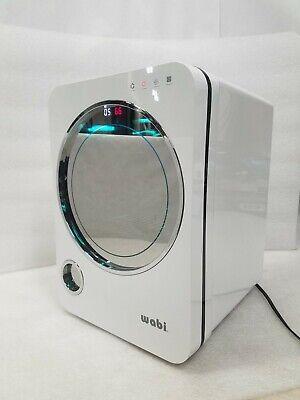 Wabi Wa-99000n-pt Countertop Uv Sanitizer Sterilizer Dryer