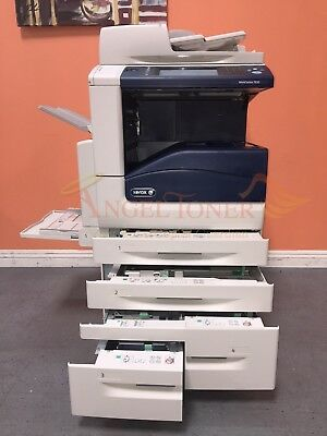 Xerox WorkCentre 7830 Multifunction Color Laser Copier Printer Scanner A3, used for sale  Brea