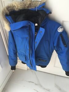 Canada Goose Youth Rundle Bomber Jacket (M size)