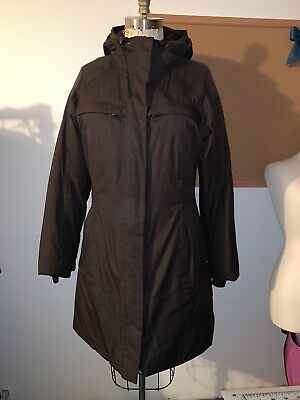 North Face Coat Woman Brown M