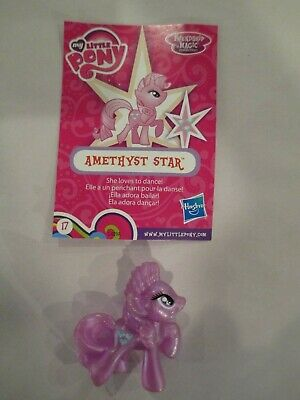 My Little Pony ~ Amethyst Star #17 ~ from Wave 16 Blind Bag