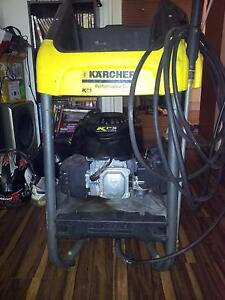 near new karcher petrol  high pressure cleaner Stirling Stirling Area Preview