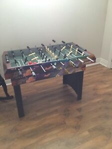 Table de Babyfoot et Airhockey