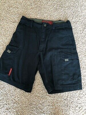 Mens Medium Abercrombie And Finch Cargo Shorts