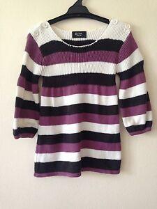 Sz 1 BARDOT knit dress / tunic winter Carlton Kogarah Area Preview