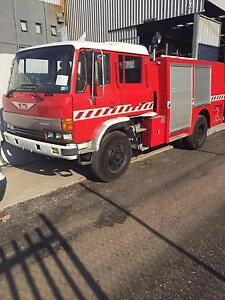 Hino Fire Truck Thomastown Whittlesea Area Preview