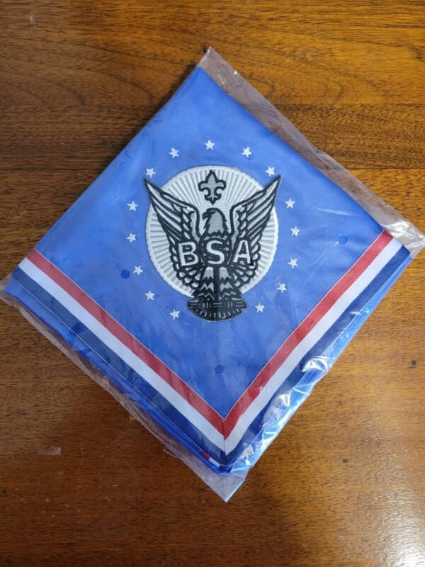 Eagle Scout Neckerchief Embroidered Neck Style 619